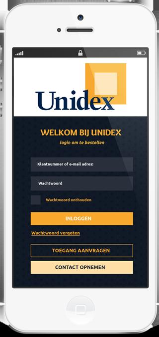 unidex app